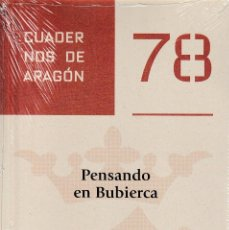 Libros: PENSANDO EN BUBIERCA (RODOLFO LACAL PÉREZ) I.F.C. 2019. Lote 185986231