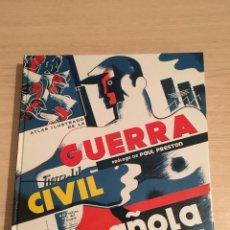 Libros: LIBRO GUERRA CIVIL ESPAÑOLA. Lote 186429951
