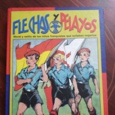 Libros: FLECHAS Y PELAYOS. Lote 187458295