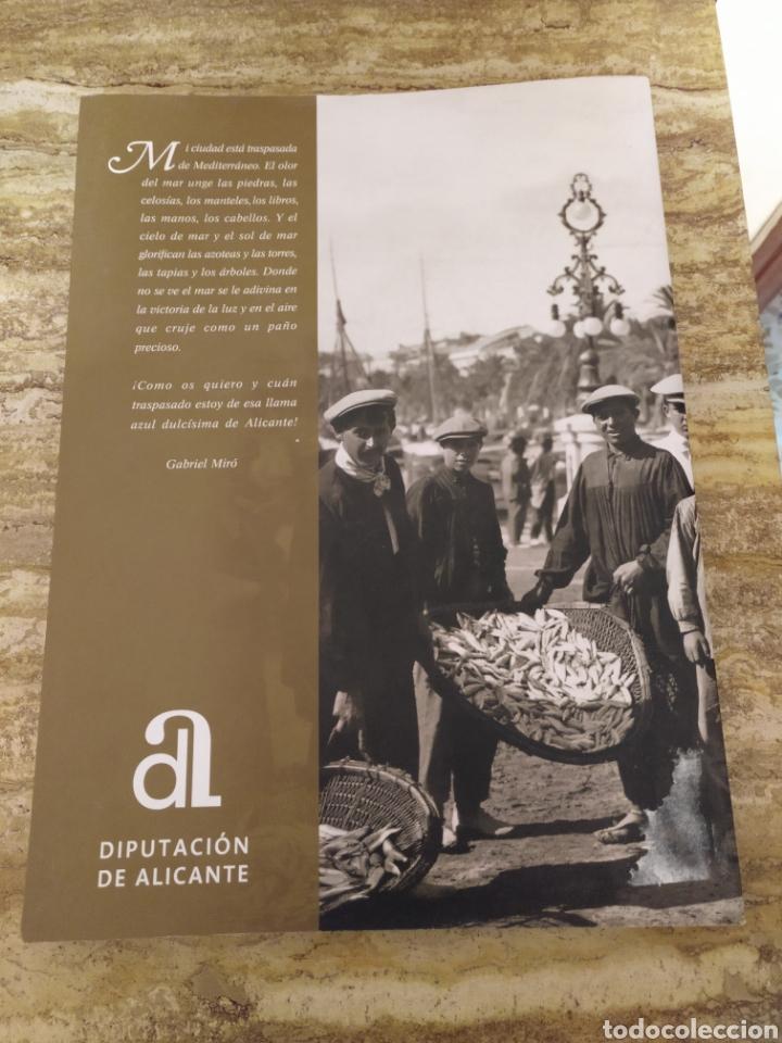 Libros: Alicante: Miradas y recuerdos - Foto 2 - 189992751