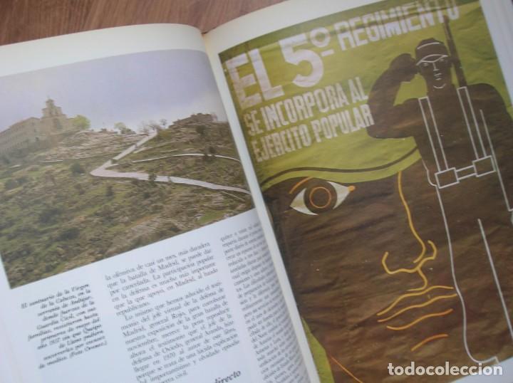 Libros: EXCEPCIONAL HISTORIA DE ESPAÑA DE RICARDO DE LA CIERVA. COLECCIÓN COMPLETA.. IMPRESCINDIBLE. - Foto 4 - 190935228