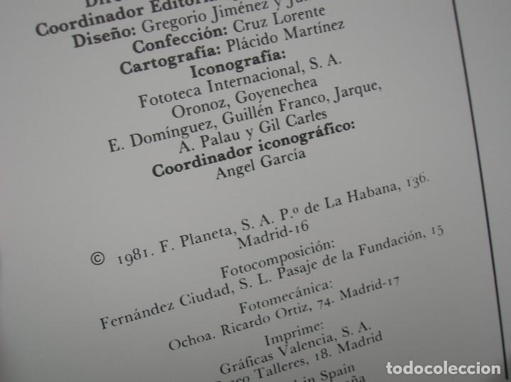 Libros: EXCEPCIONAL HISTORIA DE ESPAÑA DE RICARDO DE LA CIERVA. COLECCIÓN COMPLETA.. IMPRESCINDIBLE. - Foto 5 - 190935228