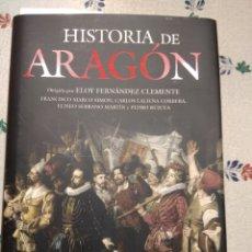 Libros: HISTORIA DE ARAGÓN. Lote 191225191
