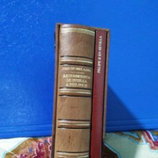 Libros: LIBROS FELIPE II EN SEVILLA EN ESTUCHE FACSÍMIL DE LA ORIGINAL DE 1570 CAJA DE AHORROS EL MONTE. Lote 192099650