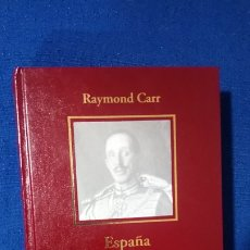 Libros: ESPAÑA 1808-1975. RAYMOND CARR. BIBLIOTECA HISTORIA DE ESPAÑA. 2005 RBA COLECCIONABLES.. Lote 192371491