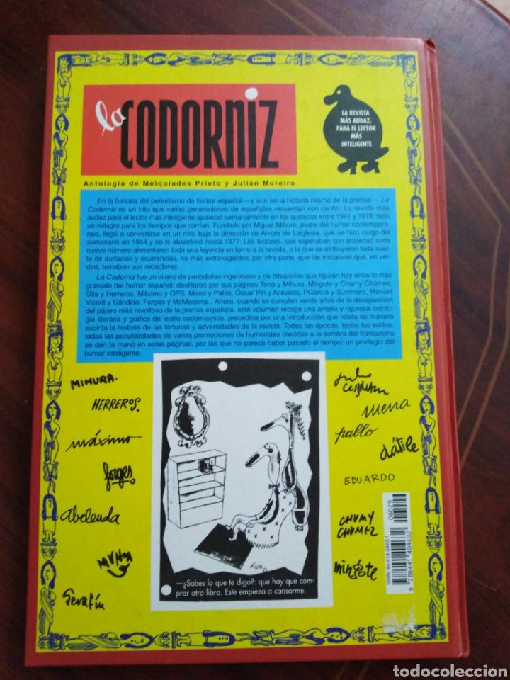 Libros: La codorniz antología 1941-1978 - Foto 2 - 195149065