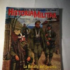 Libros: REVISTA ESPAÑOLA DE HISTORIA MILITAR. Lote 196388446