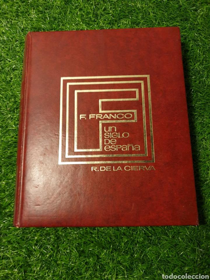 LIBRO UN SIGLO DE ESPAÑA 1972-1973 (Libros Nuevos - Historia - Historia de España)