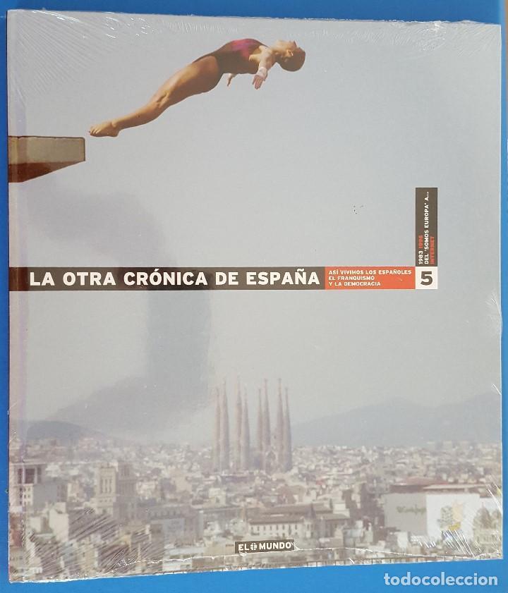 LIBRO / LA OTRA CRONICA DE ESPAÑA VOL. 5 / EL MUNDO / NUEVO Y PRECINTADO (Libros Nuevos - Historia - Historia de España)