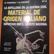 Libros: LIBRO MATERIAL DE ORIGEN ITALIANO. Lote 202258853