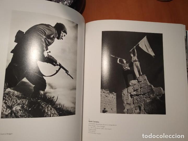Libros: libro la guerra civil espayola fotografs per a la historia - Foto 5 - 202264540