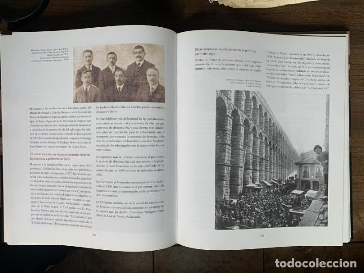 Libros: SEGOVIA, 125 AÑOS. 1877-2002 - Juan Antonio Folgado Pascual y Juan Manuel Santamaría López - Foto 2 - 202965561