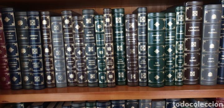 NUEVOS. COLECCIÓN COMPLETA DE HISTORIA DE ESPAÑA EN 60 VOLÚMENES (Libros Nuevos - Historia - Historia de España)