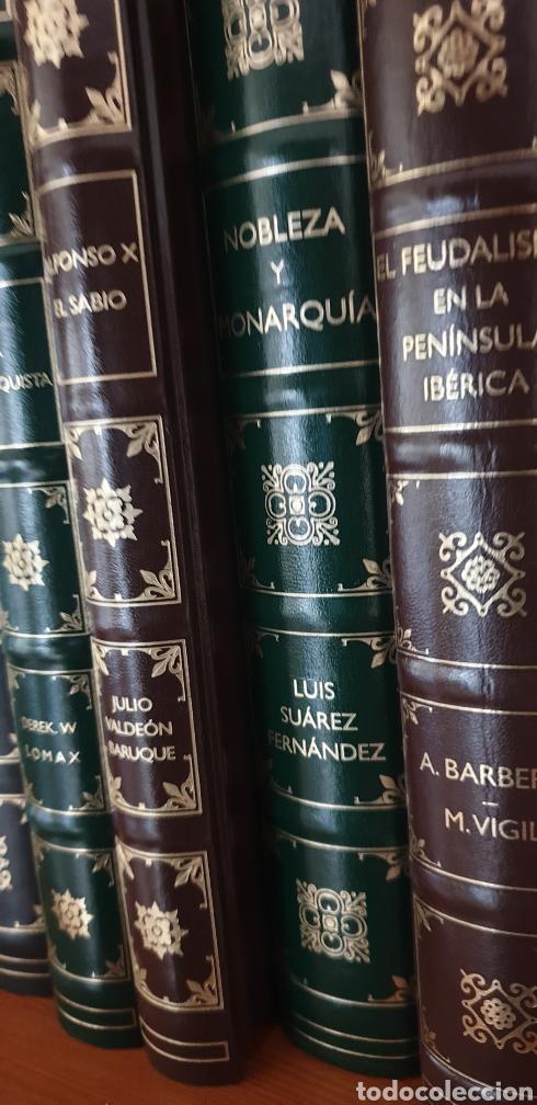 Libros: NUEVOS. Colección completa de Historia de España en 60 volúmenes - Foto 2 - 204356046