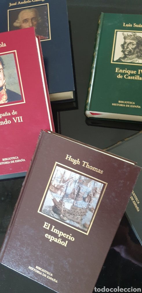 Libros: NUEVOS. Colección completa de Historia de España en 60 volúmenes - Foto 4 - 204356046