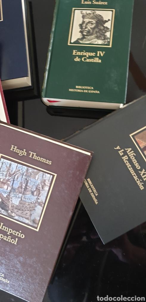 Libros: NUEVOS. Colección completa de Historia de España en 60 volúmenes - Foto 5 - 204356046