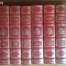Libros: HISTORIA DE ESPAÑA CLUB INTERNACIONAL DEL LIBRO, 10 TOMOS NUEVOS. Lote 206563501