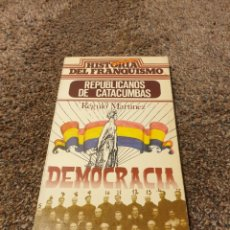 Libros: LIBRO HISTORIA SECRETA DEL FRANQUISMO. Lote 206587248
