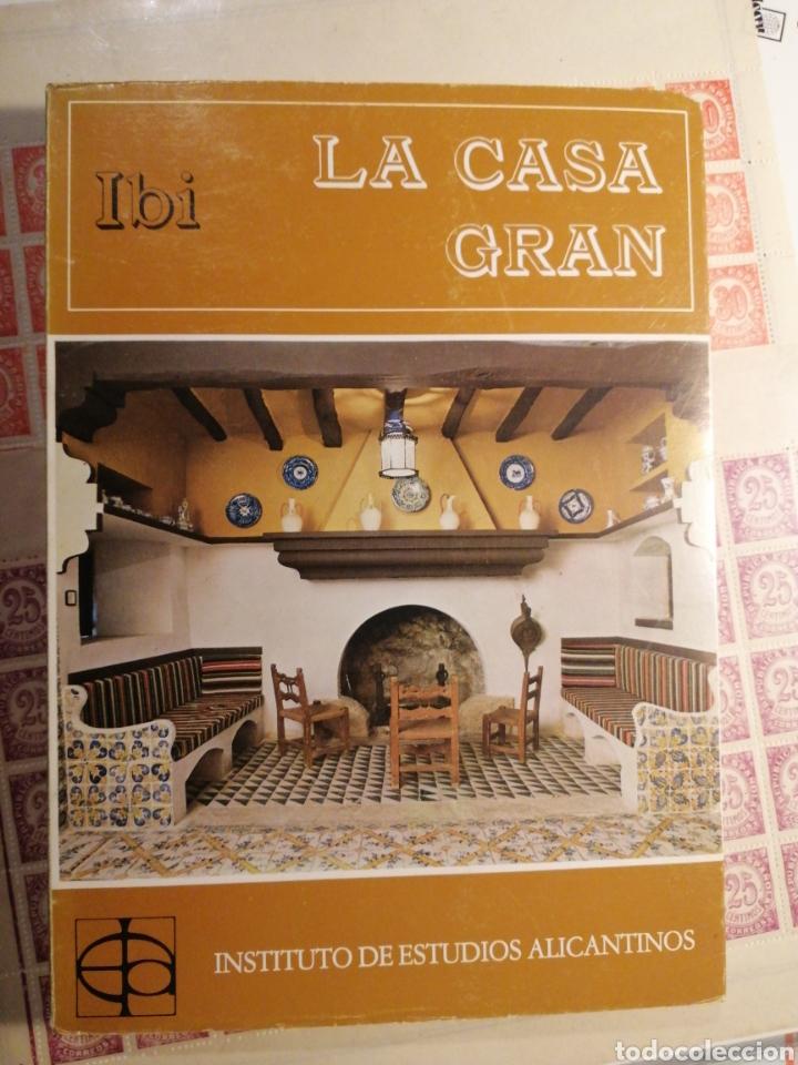 IBI LA CASA GRAN ALICANTE 1983 (Libros Nuevos - Historia - Historia de España)