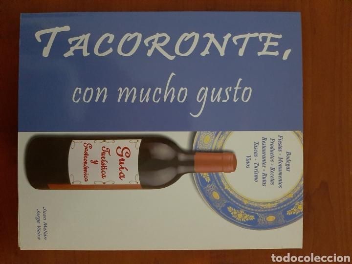 TACORONTE, CON MUCHO GUSTO. (Libros Nuevos - Historia - Historia de España)