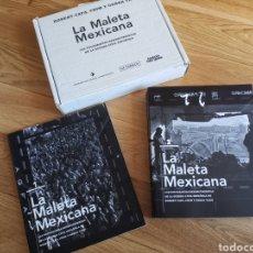 Libros: LA MALETA MEXICANA - FOTOGRAFÍAS DE LA GUERRA CIVIL ESPAÑOLA - ROBERT CAPA - CHIM - GERDA TARO. Lote 207225110