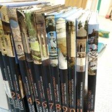 Libros: 12 LIBROS. TESOROS DE ESPAÑA.. Lote 207298671