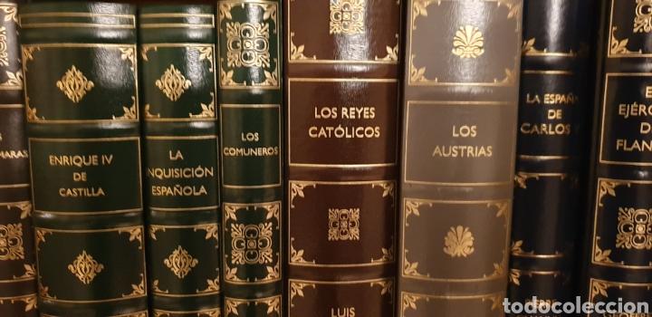 Libros: NUEVOS. Colección completa de Historia de España en 60 volúmenes - Foto 6 - 204356046