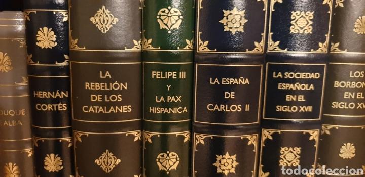 Libros: NUEVOS. Colección completa de Historia de España en 60 volúmenes - Foto 7 - 204356046