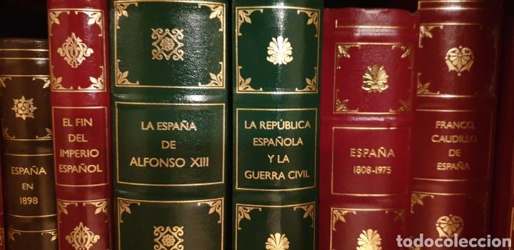 Libros: NUEVOS. Colección completa de Historia de España en 60 volúmenes - Foto 8 - 204356046