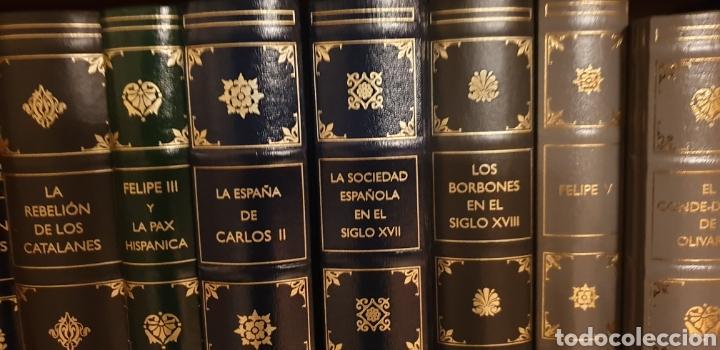 Libros: NUEVOS. Colección completa de Historia de España en 60 volúmenes - Foto 9 - 204356046