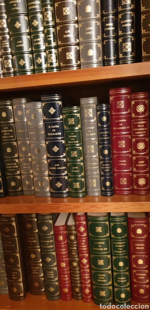 Libros: NUEVOS. Colección completa de Historia de España en 60 volúmenes - Foto 10 - 204356046