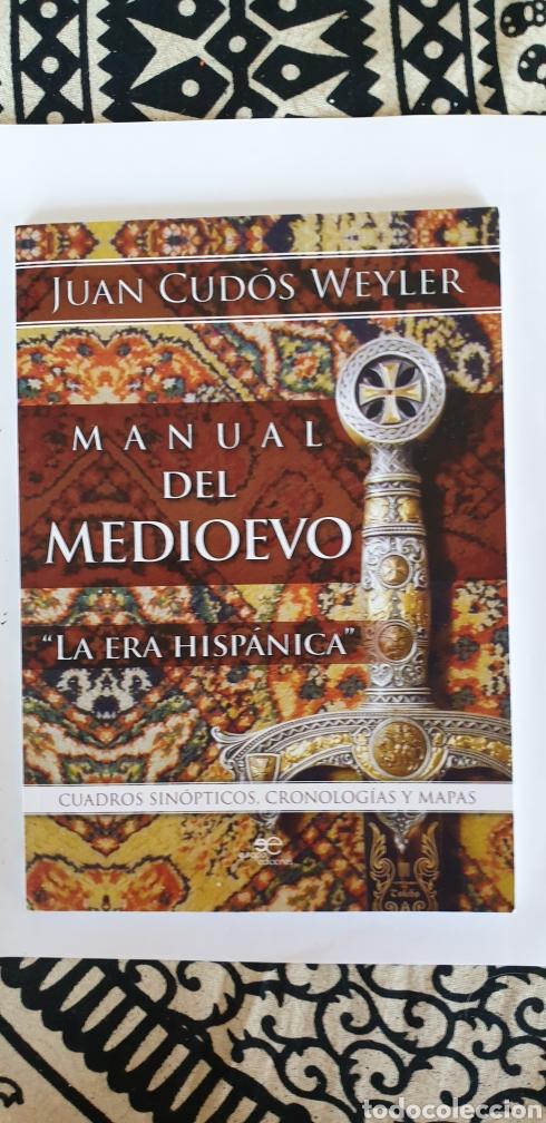 MANUAL DEL MEDIOEVO (Libros Nuevos - Historia - Historia de España)