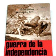 Livres: GUERRA DE LA INDEPENDENCIA (VOL. 8 - 2º). CAMPAÑAS DE 1813-1814.EDITORIAL SAN MARTIN / Mº DE DEFENSA. Lote 235921960