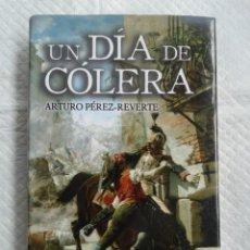 Libros: UN DIA DE COLERA. Lote 209680605