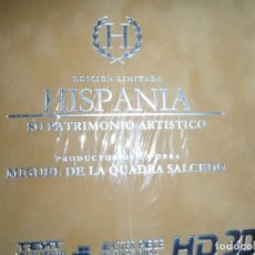 Libros: HISPANIA SU PATRIMONIO ARTISTICO. Lote 209812036