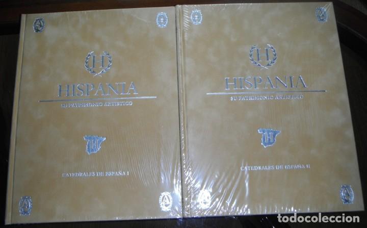 Libros: Hispania su patrimonio Artistico - Foto 3 - 209812036