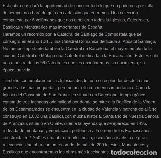 Libros: Hispania su patrimonio Artistico - Foto 7 - 209812036