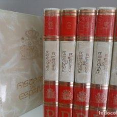 Libros: HISTORIA DE ESPAÑA, COMPLETA EN 6 TOMOS, PRECINTADOS, HISTORIA / HISTORY. Lote 210001780