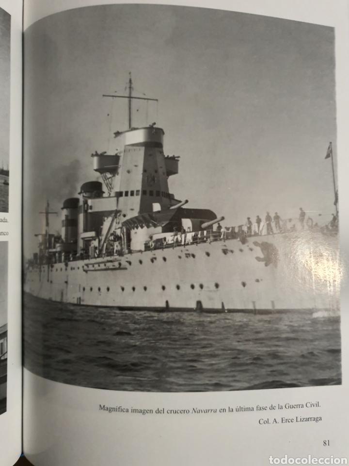 Libros: EL DECENIO. LA CONSTRUCCION NAVAL MILITAR EN LA FACTORIA FERROL 1936-1946 - Foto 10 - 210064323