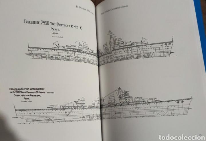 Libros: EL DECENIO. LA CONSTRUCCION NAVAL MILITAR EN LA FACTORIA FERROL 1936-1946 - Foto 12 - 210064323