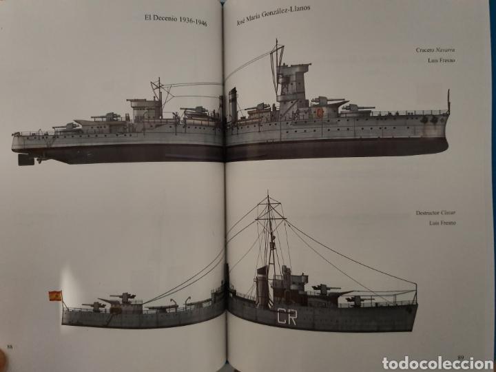 Libros: EL DECENIO. LA CONSTRUCCION NAVAL MILITAR EN LA FACTORIA FERROL 1936-1946 - Foto 13 - 210064323