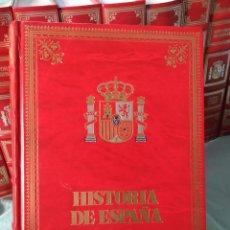 Libros: HISTORIA DE ESPAÑA. EDICIÓN DE LUJO. 12 VOLÚMENES. Lote 210251183