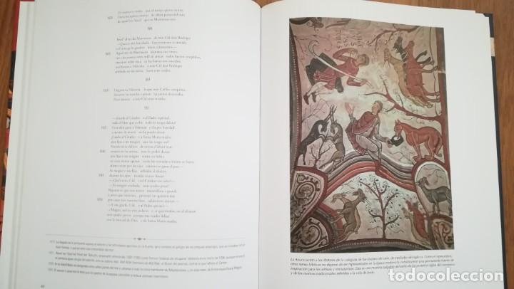 Libros: CANTAR DEL MIO CID (EDICION CONMEMORATIVA DEL VIII CENTENARIO DEL MANUSCRITO DE PER ABBAD - Foto 7 - 210367825