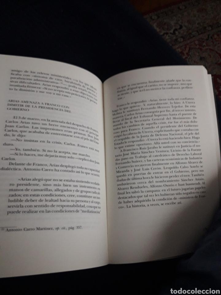 Libros: El ocaso del régimen,del asesinato de Carrero a la muerte de Franco. - Foto 3 - 213811553