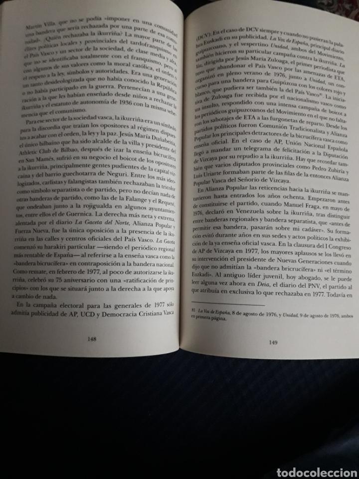 Libros: La persecución de eta a la derecha vasca. - Foto 3 - 213812408