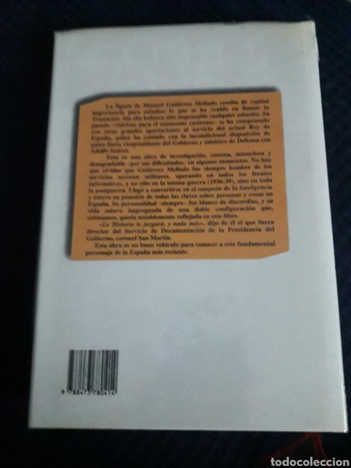 Libros: Gutiérrez Mellado: Así se entrega una victoria. - Foto 2 - 213813027