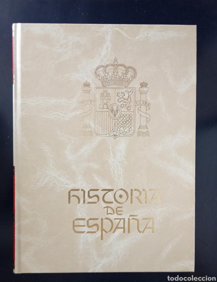 Libros: Seis tomos de Historia de España - Foto 2 - 218131951