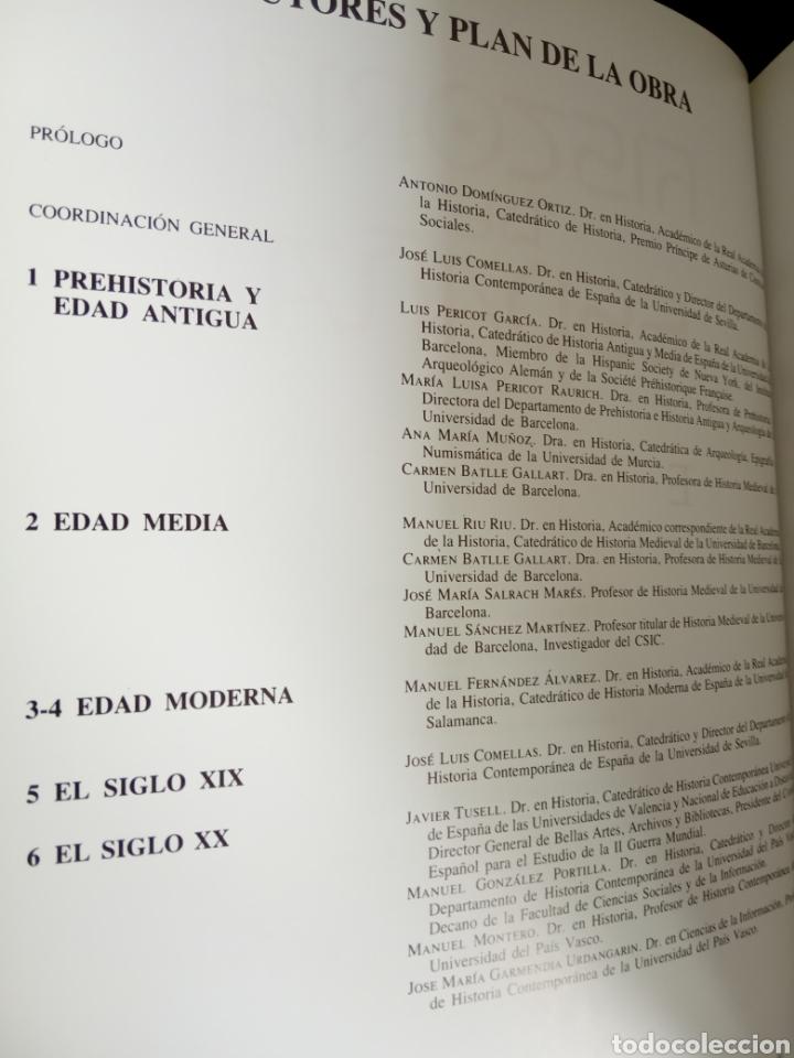 Libros: Seis tomos de Historia de España - Foto 5 - 218131951