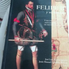 Libros: FELIPE II Y SU TIEMPO. Lote 218685033