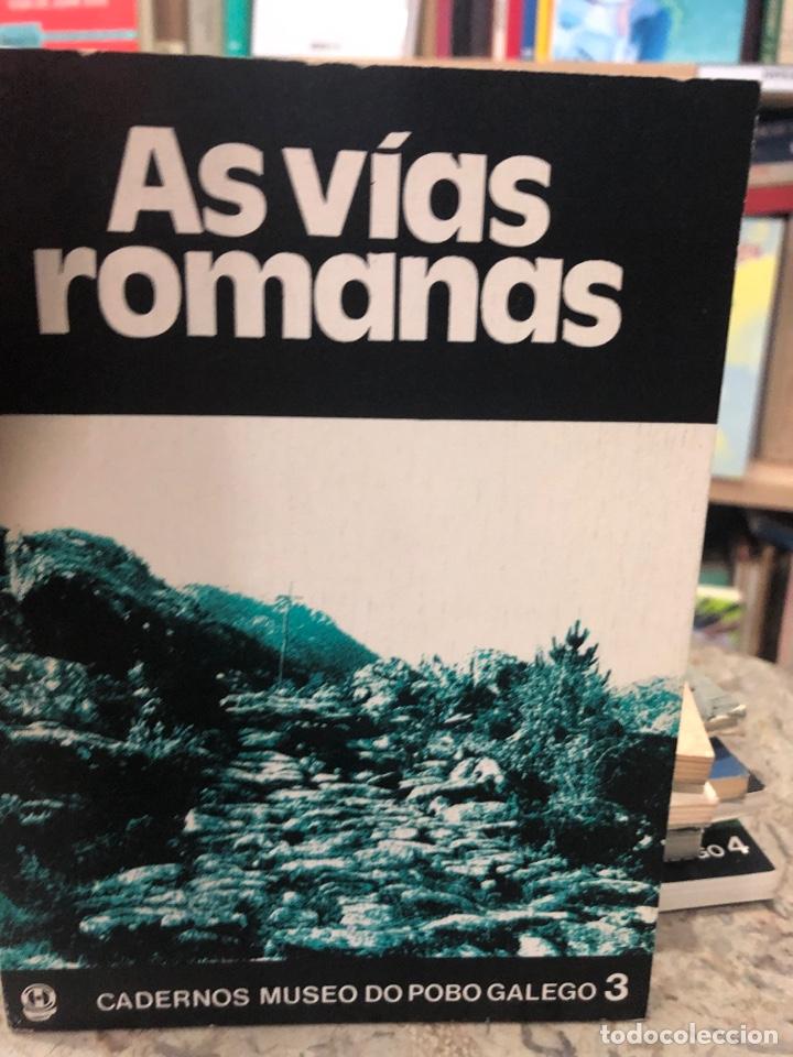AS VÍAS ROMANAS (Libros Nuevos - Historia - Historia de España)